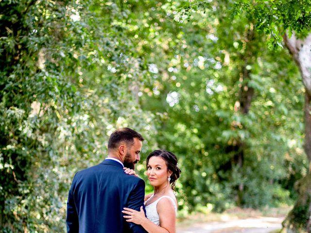 Le mariage de Florian et Linda à Illifaut, Côtes d'Armor 11