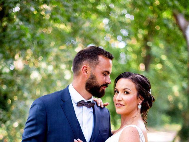 Le mariage de Florian et Linda à Illifaut, Côtes d'Armor 13