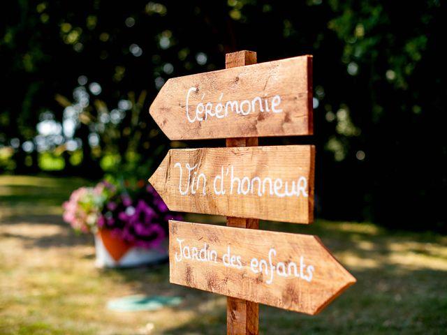 Le mariage de Florian et Linda à Illifaut, Côtes d'Armor 26