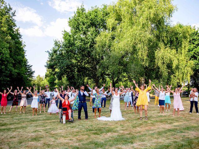 Le mariage de Florian et Linda à Illifaut, Côtes d'Armor 29