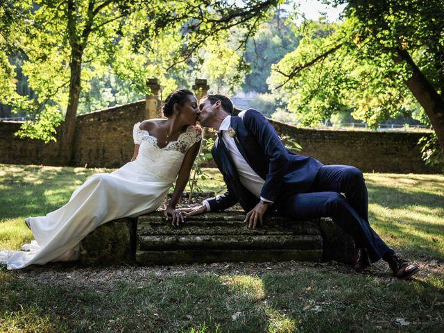 Le mariage de Mahewa et Thibaud