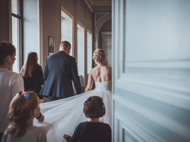 Le mariage de Alan et Marine à Angers, Maine et Loire 19