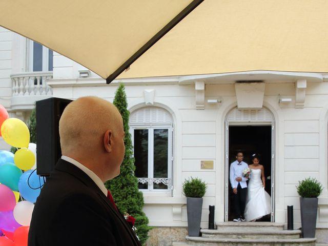 Le mariage de Stéphane et Romina à La Tour-de-Salvagny, Rhône 20