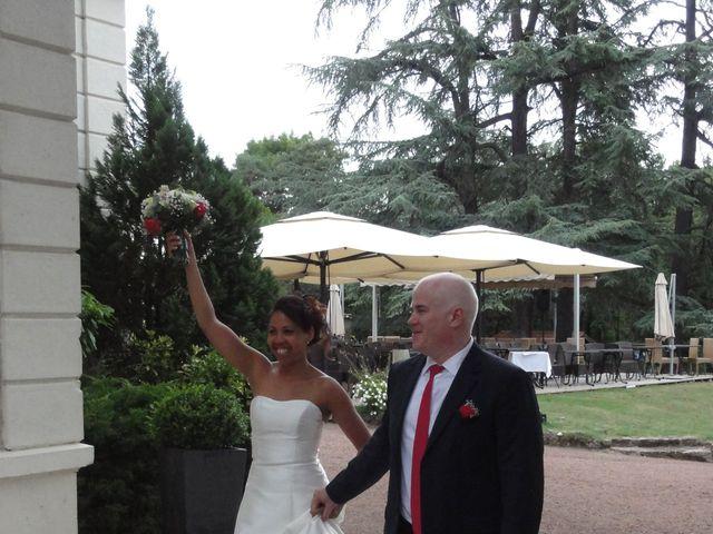 Le mariage de Stéphane et Romina à La Tour-de-Salvagny, Rhône 26