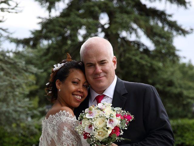 Le mariage de Stéphane et Romina à La Tour-de-Salvagny, Rhône 30