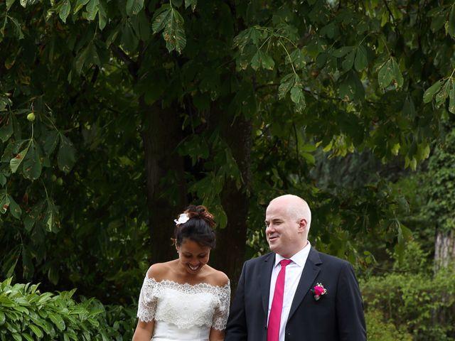 Le mariage de Stéphane et Romina à La Tour-de-Salvagny, Rhône 1