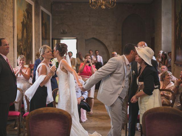 Le mariage de Benjamin et Elodie à Grasse, Alpes-Maritimes 2