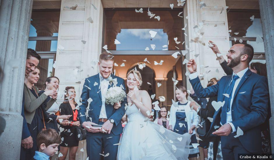 Le mariage de Alan et Marine à Angers, Maine et Loire