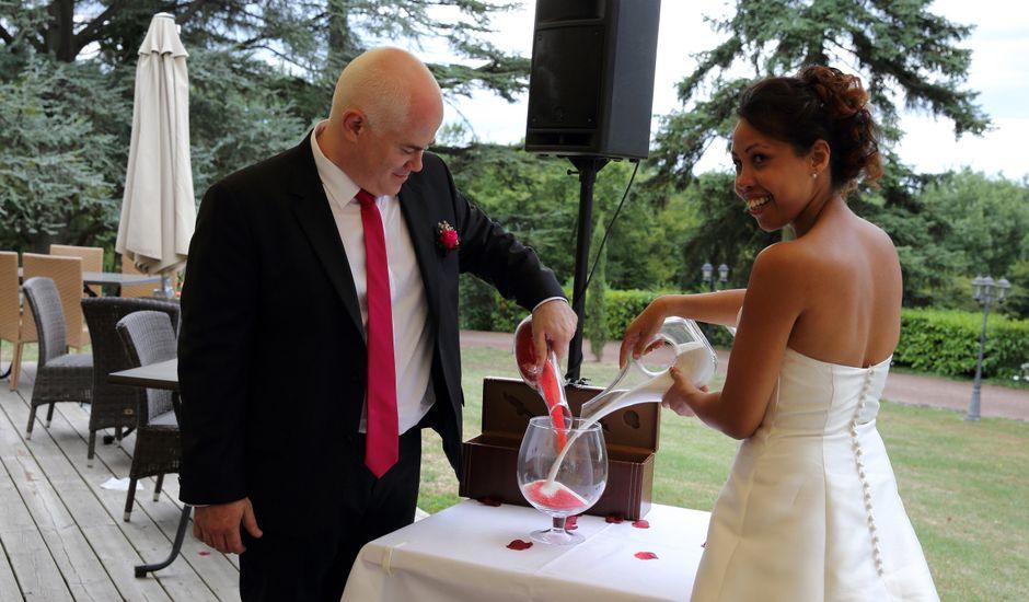 Le mariage de Stéphane et Romina à La Tour-de-Salvagny, Rhône
