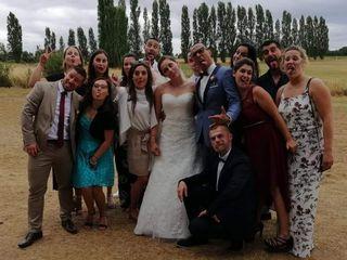 Le mariage de Laura  et Hoby