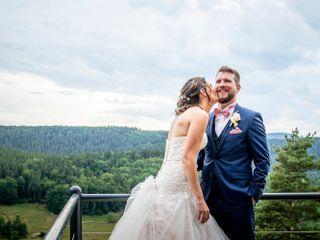 Le mariage de Mylène et Stéphane