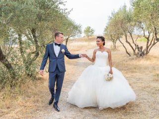 Le mariage de Olivia et Cédric