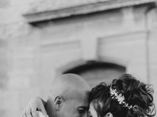 Le mariage de Johana et Pierre 1