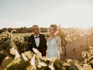Le mariage de Johana et Pierre