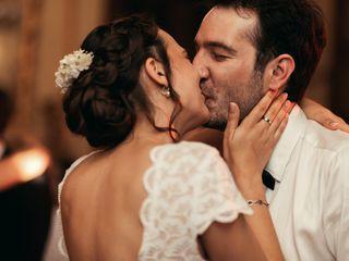 Le mariage de Lucille et Antoine
