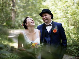 Le mariage de Stéphanie et Lionel