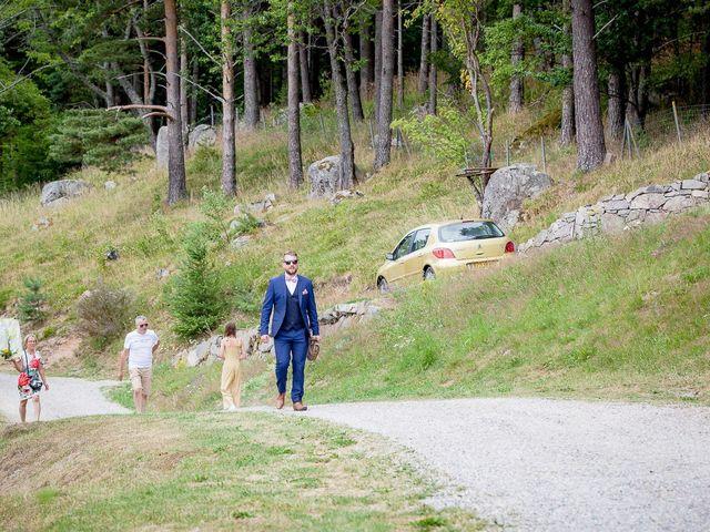Le mariage de Stéphane et Mylène à Orbey, Haut Rhin 17