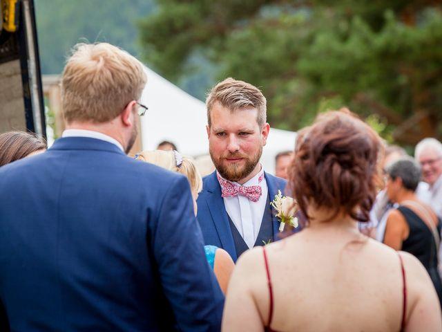 Le mariage de Stéphane et Mylène à Orbey, Haut Rhin 18