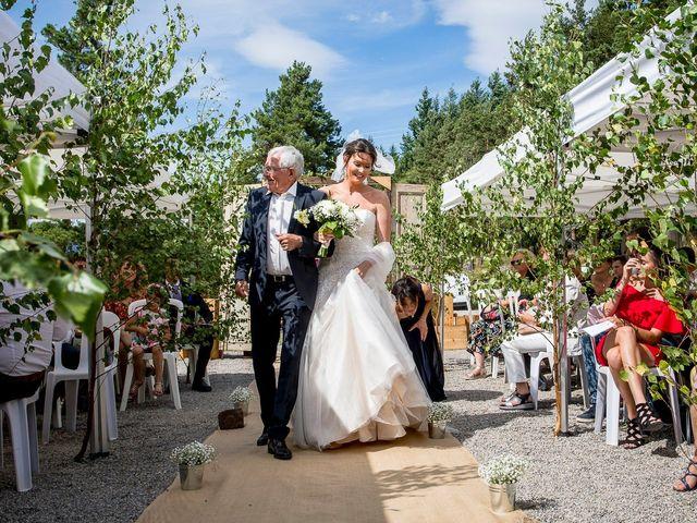 Le mariage de Stéphane et Mylène à Orbey, Haut Rhin 21