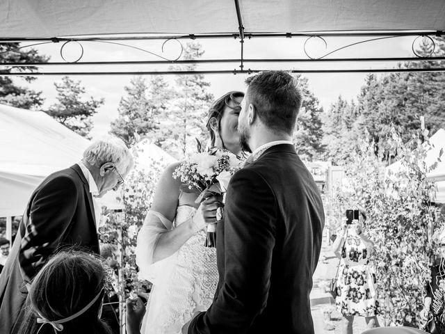 Le mariage de Stéphane et Mylène à Orbey, Haut Rhin 22