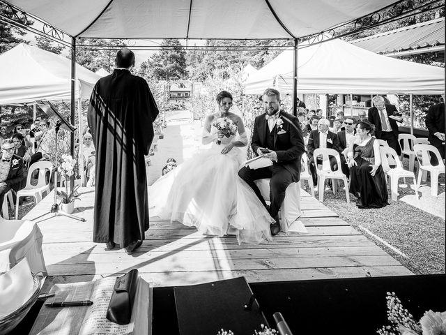 Le mariage de Stéphane et Mylène à Orbey, Haut Rhin 23