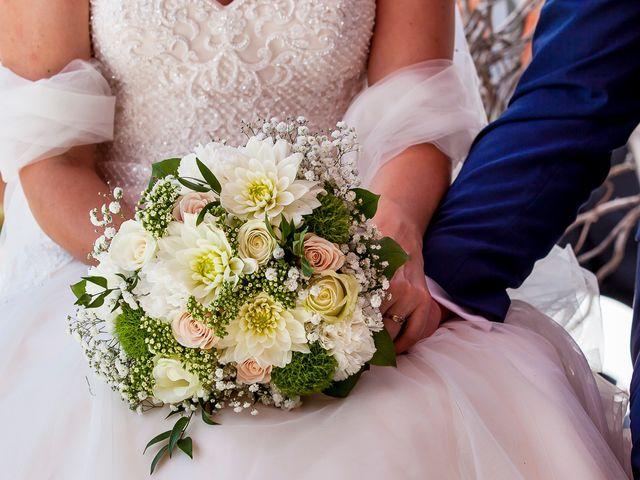 Le mariage de Stéphane et Mylène à Orbey, Haut Rhin 24