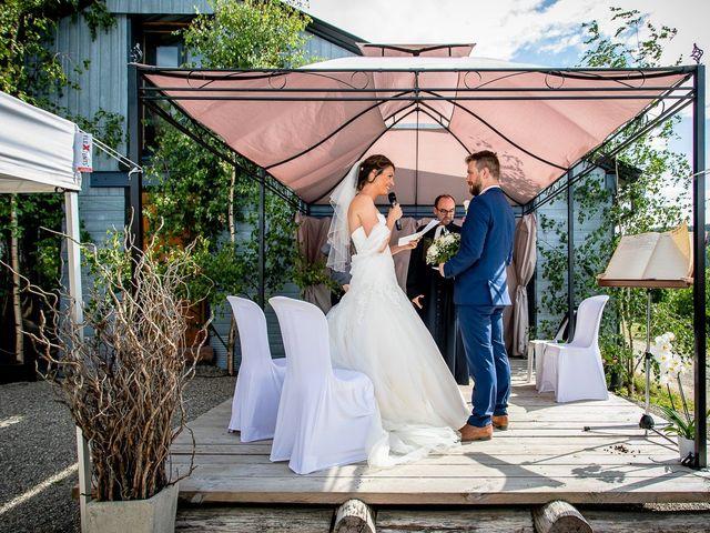 Le mariage de Stéphane et Mylène à Orbey, Haut Rhin 26