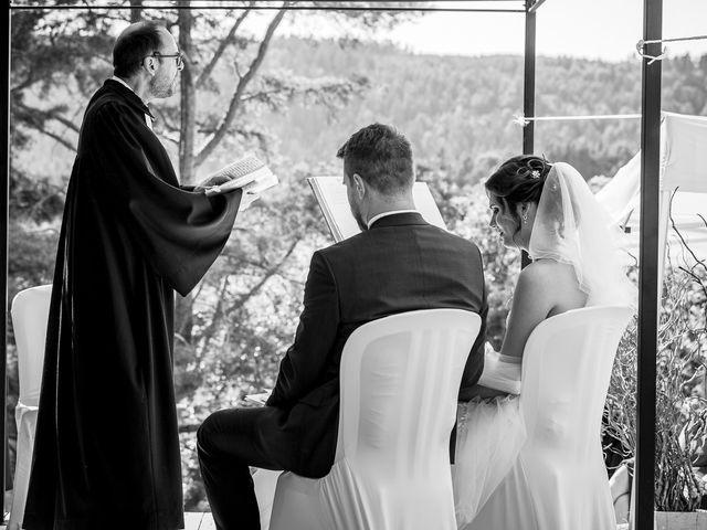 Le mariage de Stéphane et Mylène à Orbey, Haut Rhin 28