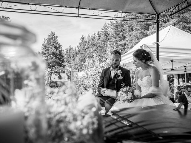 Le mariage de Stéphane et Mylène à Orbey, Haut Rhin 30