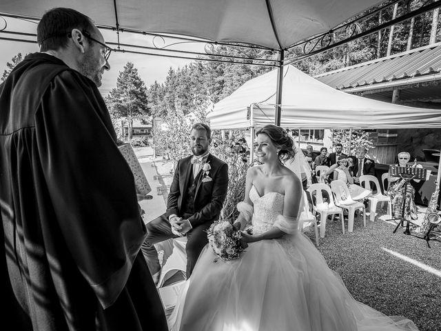 Le mariage de Stéphane et Mylène à Orbey, Haut Rhin 32
