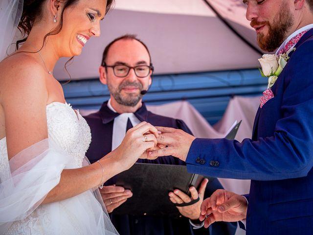 Le mariage de Stéphane et Mylène à Orbey, Haut Rhin 35