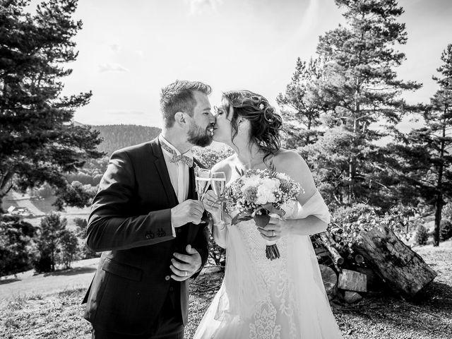 Le mariage de Stéphane et Mylène à Orbey, Haut Rhin 39