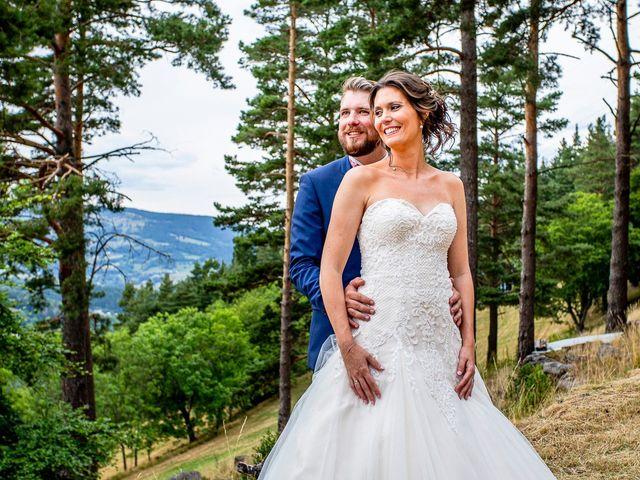 Le mariage de Stéphane et Mylène à Orbey, Haut Rhin 40