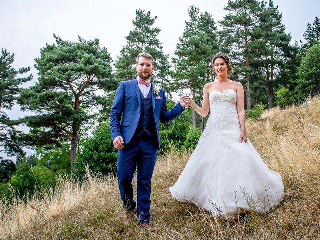 Le mariage de Stéphane et Mylène à Orbey, Haut Rhin 42
