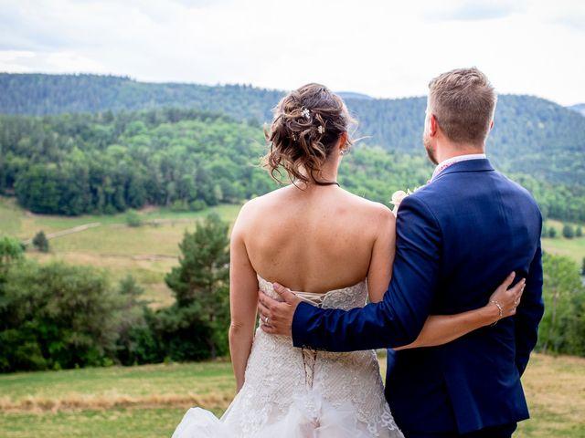Le mariage de Stéphane et Mylène à Orbey, Haut Rhin 44