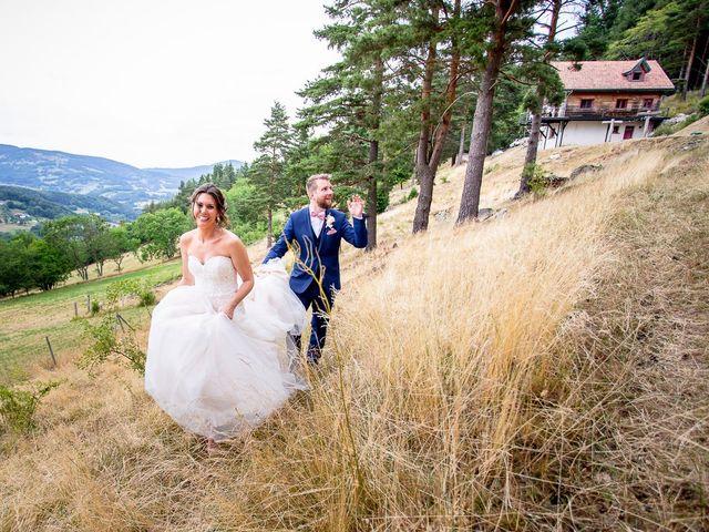 Le mariage de Stéphane et Mylène à Orbey, Haut Rhin 45