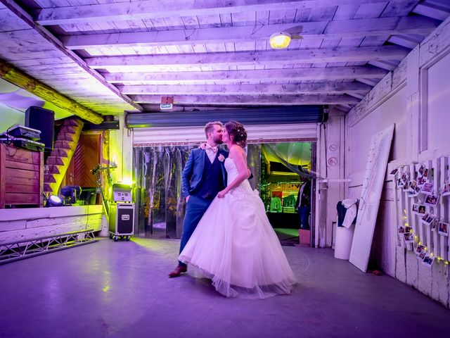 Le mariage de Stéphane et Mylène à Orbey, Haut Rhin 58