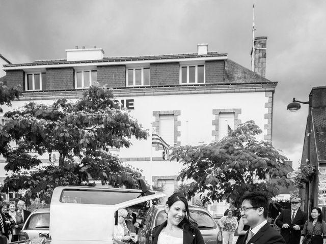 Le mariage de Hervé et Murielle à Pluneret, Morbihan 20
