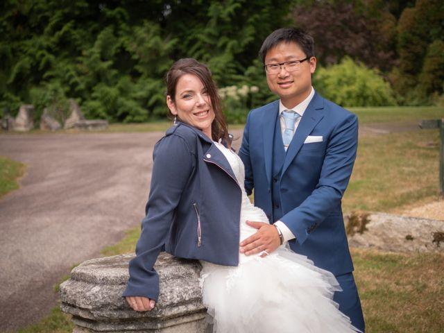 Le mariage de Hervé et Murielle à Pluneret, Morbihan 48