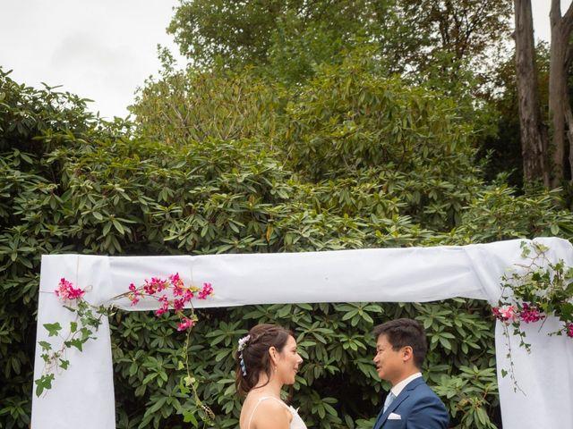 Le mariage de Hervé et Murielle à Pluneret, Morbihan 71