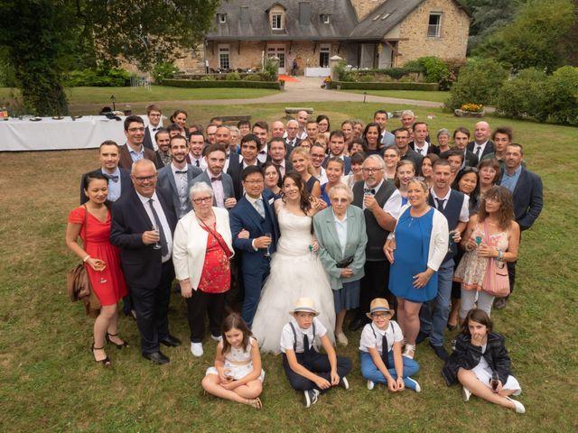 Le mariage de Hervé et Murielle à Pluneret, Morbihan 81