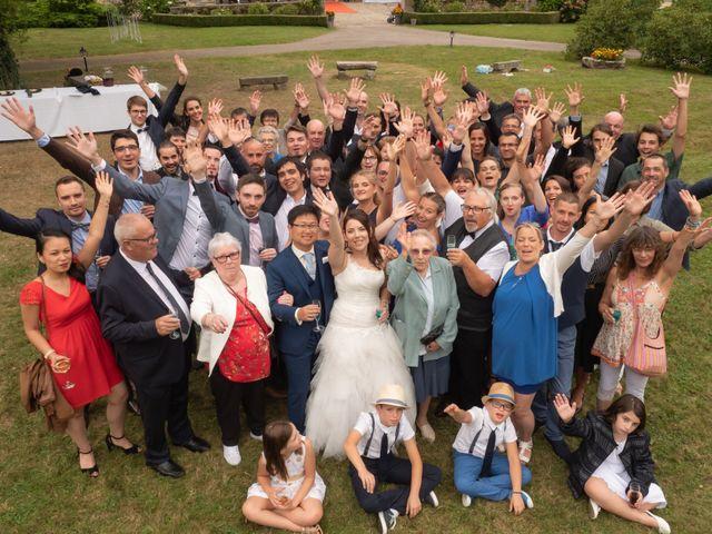 Le mariage de Hervé et Murielle à Pluneret, Morbihan 82
