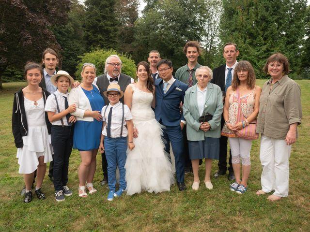 Le mariage de Hervé et Murielle à Pluneret, Morbihan 83