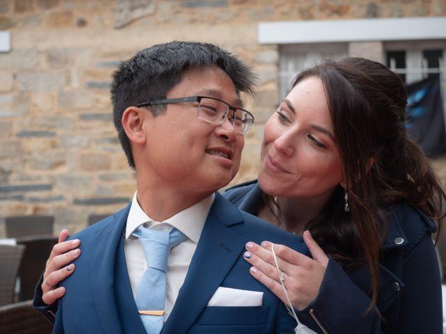 Le mariage de Hervé et Murielle à Pluneret, Morbihan 89