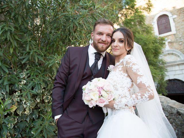 Le mariage de Romain et Léa à Bormes-les-Mimosas, Var 1