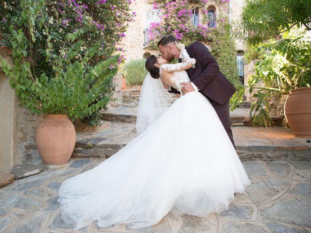 Le mariage de Romain et Léa à Bormes-les-Mimosas, Var 2