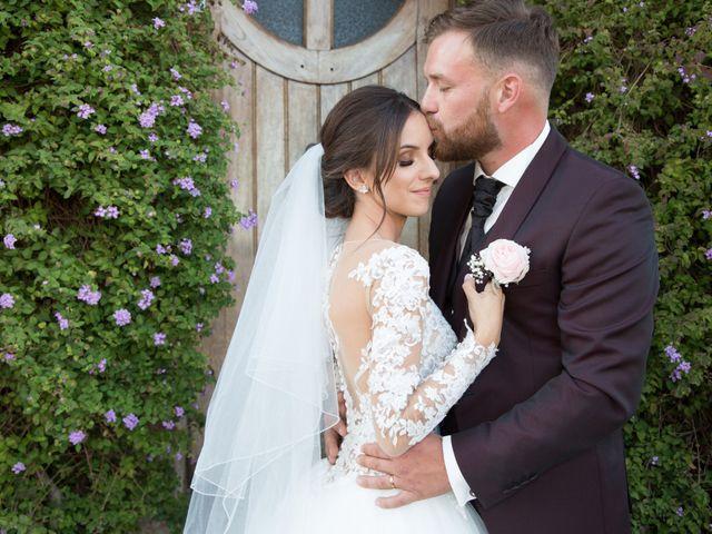 Le mariage de Romain et Léa à Bormes-les-Mimosas, Var 4