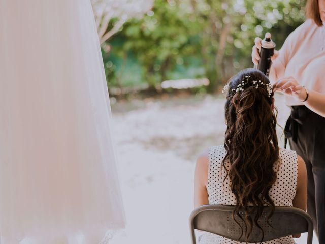 Le mariage de Julien et Émilie à La Colle-sur-Loup, Alpes-Maritimes 10