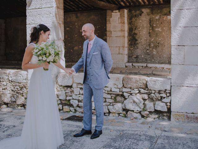 Le mariage de Julien et Émilie à La Colle-sur-Loup, Alpes-Maritimes 21