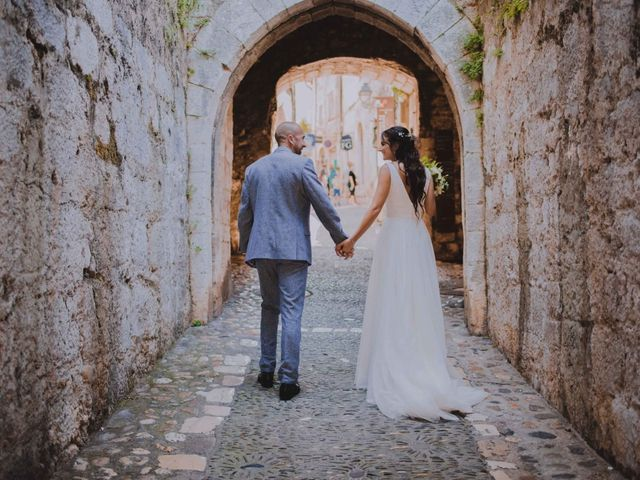 Le mariage de Julien et Émilie à La Colle-sur-Loup, Alpes-Maritimes 22